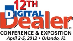 Attending the Digital Dealer 12 Conference in Orlando?